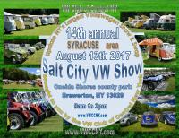 salt city vw show