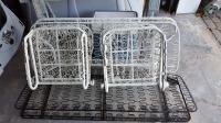 Seat frames