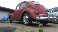 1964 Beetle.