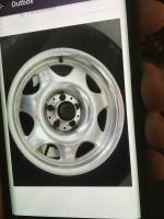 Vanagon wheel