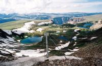 11 thousand foot pass