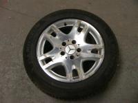 Mercedes 8 x 16 inch alloy wheel