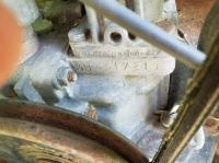 Engine ID number