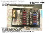 Blue Sea labeling per Bentleys