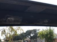 Sun visor hack repair