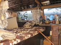 Her new interior