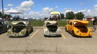 COVVC 27th show ( Central Ohio Vintage Volkwagen Club)