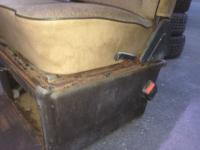 middle pedestal seat rusty - fixable?