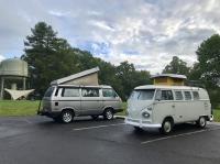 Doughton Park Campground, Blue Ridge Parkway