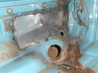 Regatta Blue 1968 Squareback