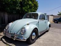 65 bug with 2.5 drop front