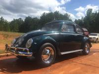 1960 Semaphore beetle is my 3rd daughters first car