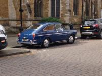 Sept 1st 1965 RHD UK Fastback