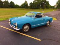 1967 Karmann Ghia