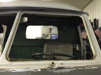 65 single cab window frame