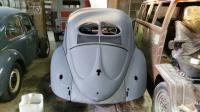 Retrovans 1952 Beetle project