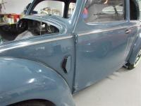 Retrovans 1952 beetle restoration project