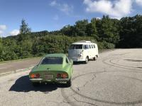 Blue Ridge Parkway Trip to the Great Eclipse of 2017