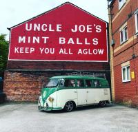 Uncle Joe's / Barndoor Buses keep you all aglow