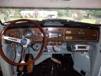 My 1966 Empi GTV MKIV dash when it still had an AM radio