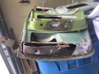 1965 Velvet Green/ Blu Weis Build