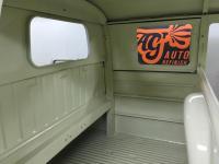 Double cab seat belt mounts