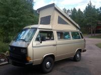 1987 Poptop Conversion