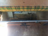 1978 Rear Bench Hinge