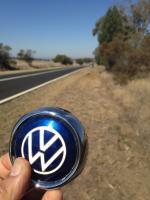 Aussie road trip Ghia Cabriolet