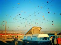 Busses and Balloons past pic