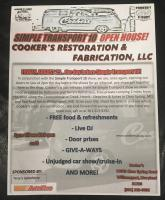 Cookers open house