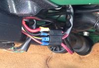 1971 Squareback ignition switch wiring