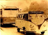 Transport Service, Santiago - Chile 1958