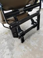 Land Rover jump seat