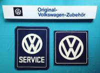 Some more original VW signs..