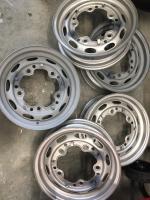 Porsche 356 Wheels - Complete Set