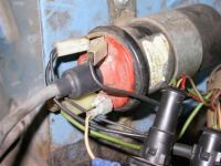 Dizzy wiring