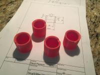 3D printed venturis