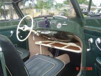 Pre-56 Vert Seat Pattern