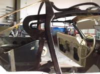 69 1/2 Ghia Convertible top frame fit.