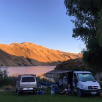 Blue Mts & Snake Riv