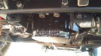 shortened oil pan