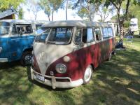 Split Buses at Nor-Cal Bus Fest 13 (Sunday, August 27th, 2017)