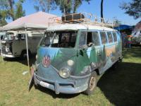 Split Buses Campers at Nor-Cal Bus Fest 13 (Sunday, August 27th, 2017)