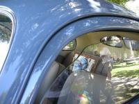 1951 Beetle One-Piece Door Glass