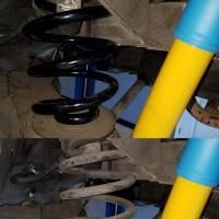 Bilstein shocks & Small Car springs