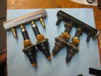 fuel line replacement on my '87 Westfalia Camper GL