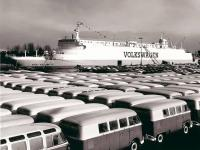 VW Cargo Ship and buses for export