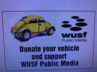 WUSF donation flyer