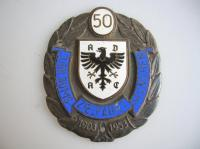 50 year ADAC Badge